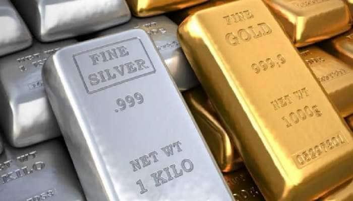 Silver Price Today: સસ્તી થઈ ચાંદી, જાણો  કેટલા રૂપિયામાં મળી રહી છે એક કિલો
