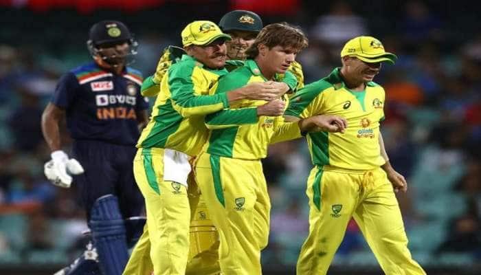AUS vs IND: પ્રથમ વનડેમાં ઓસ્ટ્રેલિયાએ ભારતને 66 રને હરાવ્યું, સિરીઝમાં 1-0થી આગળ