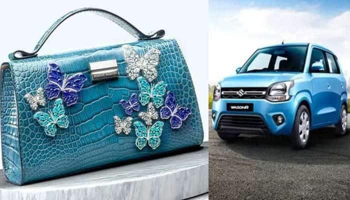 દુનિયાની સૌથી મોંઘી Bag લોન્ચ, તેની કીંમતમાં ખરીદી શકો છો 1060 Wagon R કાર