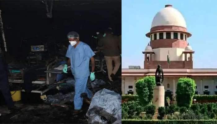 રાજકોટ આગકાંડમાં SCએ ગુજરાત સરકારની ફરી ઝાટકણી કાઢીને કહ્યું, હકીકત ન છુપાવો
