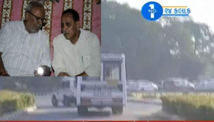અભય ભારદ્વાજના પાર્થિવ દેહને રાજકોટ લઈ જવાયો, બપોરે 50 લોકોની હાજરીમાં તેમની અંતિમક્રિયા કરાશે