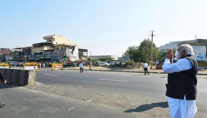 PM મોદી ફરી ગુજરાત આવશે, દુનિયાના સૌથી મોટા રિન્યુએબલ એનર્જિ પાર્કનું ખાતમુહૂર્ત કરશે