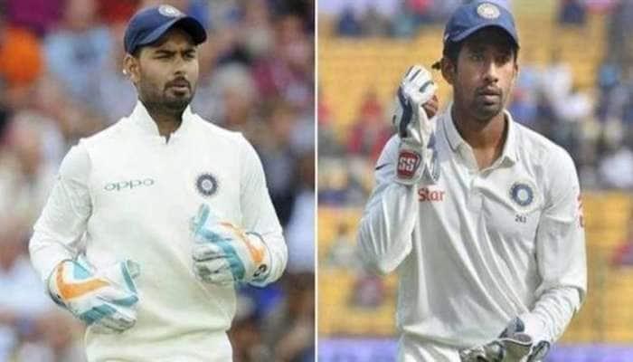 AUS vs IND: ડે-નાઇટ ટેસ્ટ માટે પંત-સાહામાં ટક્કર, જાણો કોણ છે દાવેદાર