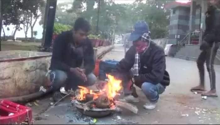 ગુજરાતમાં કાતિલ ઠંડીનો દોર શરૂ, માઉન્ટ આબુમાં 1 ડિગ્રી તાપમાન પહોંચ્યું