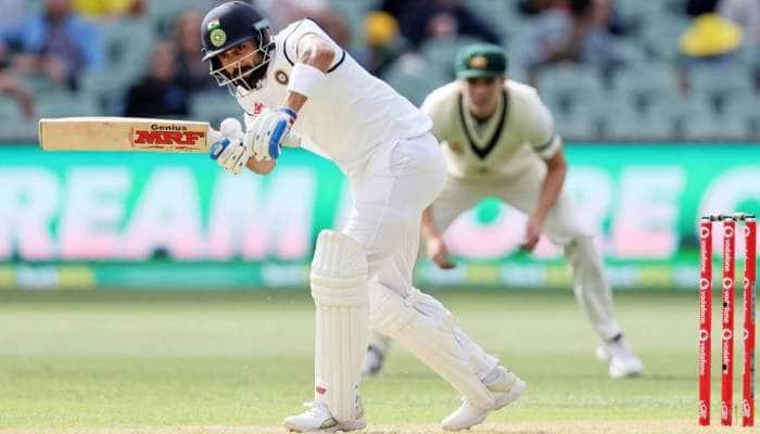 Ind vs Aus 1st Test: વિરાટ કોહલીની અડધી સદી, પ્રથમ દિવસે ભારતનો સ્કોર 233/6