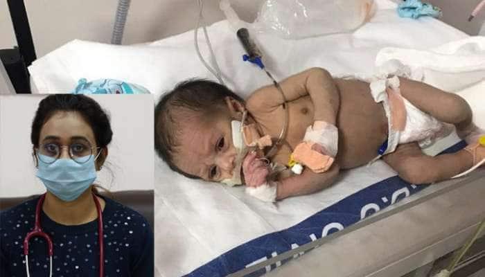 રાજકોટ: અધુરા મહિને જન્મેલા બાળકને Corona  આવ્યો, ડોક્ટર્સ યમરાજ સામે માંડ્યો મોરચો અને પછી
