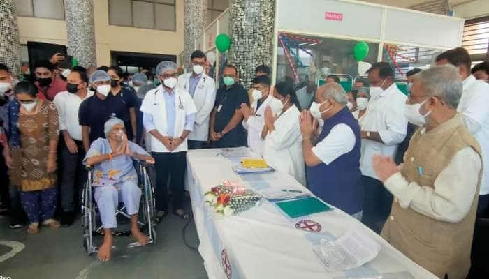 58 વર્ષીય દેવેન્દ્રભાઈએ ભરતસિંહ સોલંકીનો રેકોર્ડ તોડ્યો, 113 દિવસ કોરોનાની સારવાર લીધી