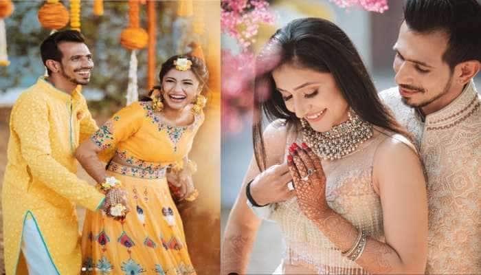 લગ્ન પછી પહેલીવાર Yuzvendra Chahal અને Dhanashreeએ શેર કરી તસવીરો, જુઓ બંનેની Sizzling કેમિસ્ટ્રી