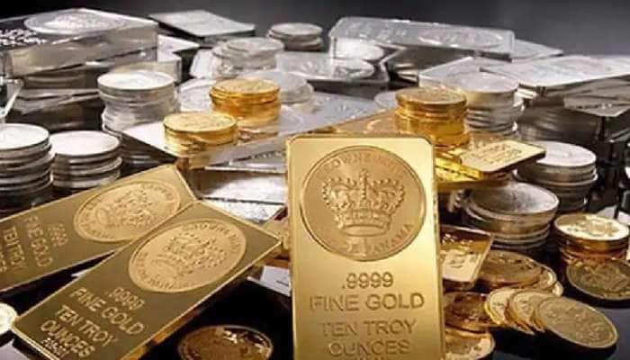 Gold Price: આ સપ્તાહે સસ્તું થયું સોનું, ચાંદીની કિંમતમાં પણ ઘટાડો, જાણો ભાવ
