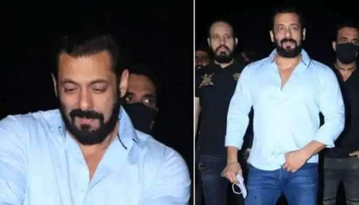 Salman Khan એ પનવેલ ફાર્મ હાઉસમાં આ રીતે ઉજવ્યો Birthday, જુઓ PHOTOS