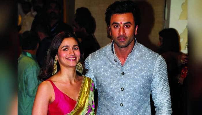 લગ્ન કરવા જયપુર પહોંચ્યા Ranbir Kapoor અને Alia Bhatt!