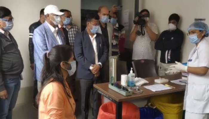 ગુજરાતમાં વેક્સીનનું કાઉન્ટડાઉન શરૂ, 5 જિલ્લામાં આજે ડ્રાય રન