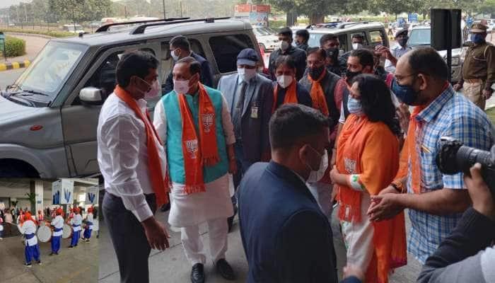 જેપી નડ્ડા આજથી ગુજરાતના 3 દિવસના પ્રવાસે, કમલમ ખાતે યોજાશે મહત્વપૂર્ણ બેઠક