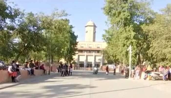 વિવાદમાં આવી ગુજરાત યુનિવર્સિટી, ખાનગી કોલેજ જશ ખાટી જતી હોવાનો આરોપ ઉઠ્યો