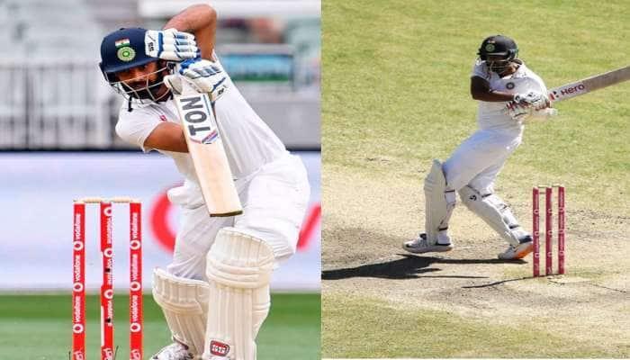 AUS vs IND: ભારત માટે દીવાલ બન્યા અશ્વિન-વિહારી, સિડની ટેસ્ટ ડ્રો