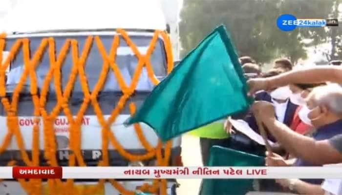 Vaccine welcome Live : ગુજરાતમાં આવી ગઈ કોરોના વેક્સીન, બોક્સ પર સંસ્કૃતમાં લખાયેલો છેખાસ મેસેજ