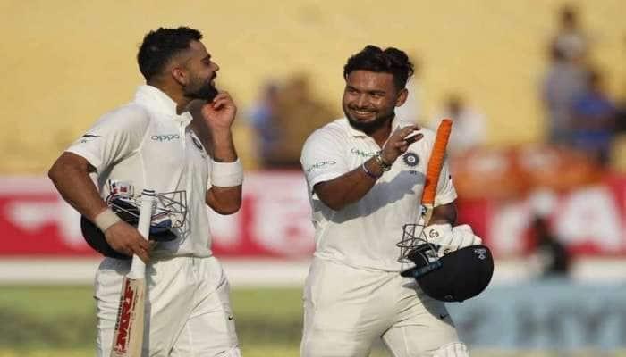 ICC Test Rankings: કોહલીને પછાડી સ્મિથ બીજા સ્થાને પહોંચ્યો, રિષભ પંતને થયો મોટો ફાયદો