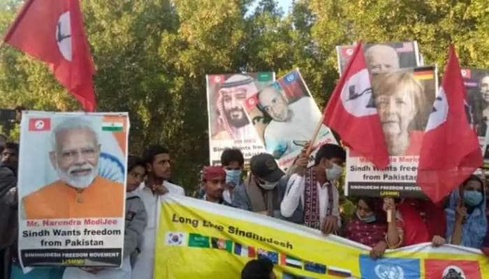 પાકિસ્તાનમાં PM Modi ના પોસ્ટર લઇને રસ્તા પર ઉતર્યા લોકો, જાણો શું છે મામલો