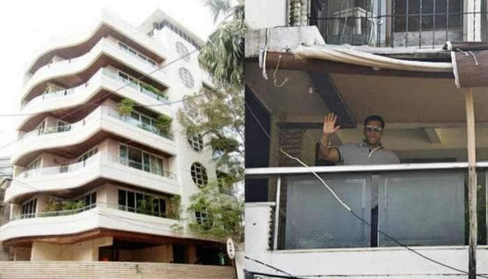કેવા ઘરમાં રહે છે સલમાન, શાહરૂખ અને અમિતાભ, જુઓBollywood Celebs ના આલીશાન ઘરના PHOTOS