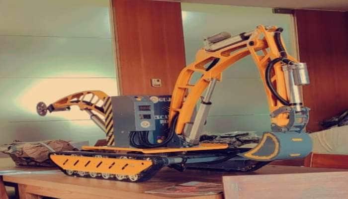 સાયન્સ સિટીમાં જે અમદાવાદી વિદ્યાર્થીઓનો રોબોટ મૂકાયો, તમામને મળ્યું ઈનામ