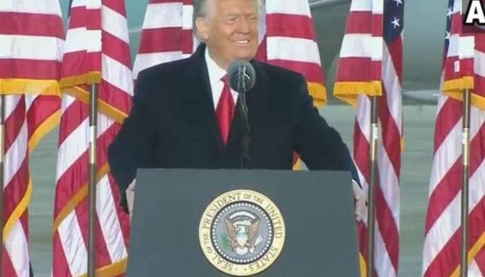 US Inauguration Day: ડોનાલ્ડ ટ્રમ્પે જતા-જતા ચીન પર કર્યો કટાક્ષ, જો બાઈડેન માટે મુક્યો પત્ર, કહ્યું- અમે પરત આવીશું