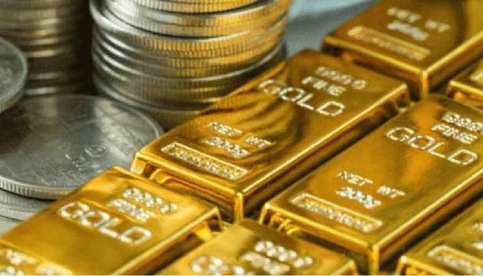 Gold Price Today: સતત ચોથા દિવસે વધ્યા સોનાના ભાવ, ચાંદીમાં પણ તેજી, જાણો નવી કિંમત