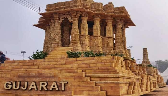 દિલ્લીની પ્રજાસત્તાક પર્વની પરેડમાં ગુજરાતના ટેબ્લોમાં મોઢેરાનું સુર્યમંદિર દર્શાવાશે