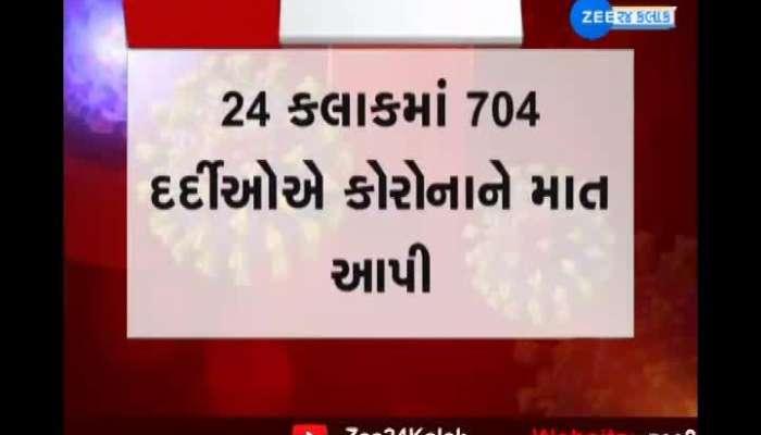 410 New Corona Cases In Gujarat