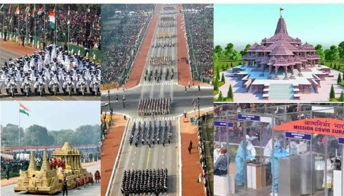 Republic Day 2021: રાજપથ પર દેશની લશ્કરી તાકાત અને સાંસ્કૃતિક વારસાની ઝલક જોવા મળશે