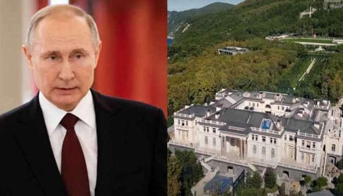 PHOTOS: Russia ના રાષ્ટ્રપતિ Vladimir Putin ના Secret Palace નો થયો ખુલાસો, તસવીરો જોઈ સ્તબ્ધ થશો