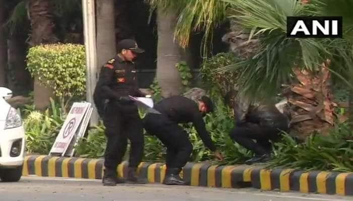 Israel Embassy Blast: ઇઝરાયલી દૂતાવાસ પાસે બ્લાસ્ટની તપાસ માટે પહોંચી  NSG ટીમ, મળ્યું શંકાસ્પદ કપડું