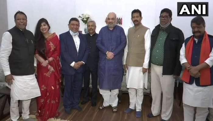 West Bengal Election: મમતા બેનર્જીને મોટો ઝટકો, 3 ધારાસભ્ય સહિત 5 નેતા ભાજપમાં સામેલ