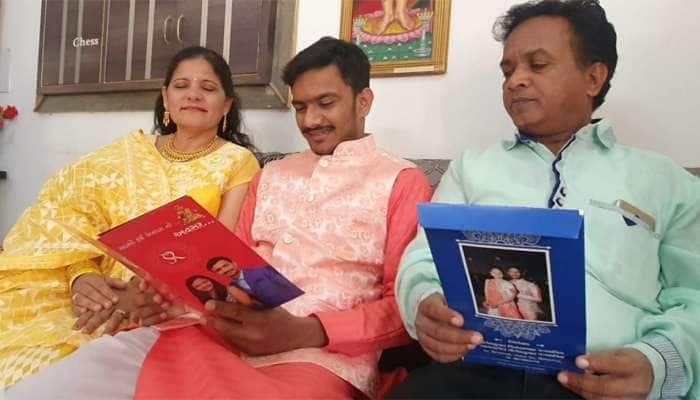 રામ મંદિર માટે પોતાના લગ્નના ચાંલ્લાની રકમ દાન કરશે આ ગુજરાતી યુવક