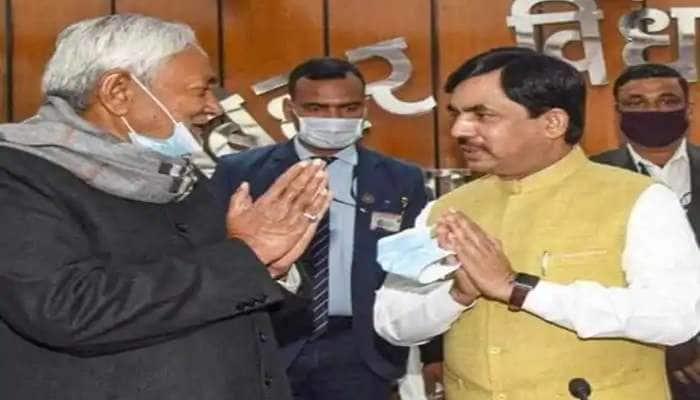 Bihar: કેબિનેટનું વિસ્તરણ, શાહનવાઝ હુસૈન બન્યા મંત્રી, અભિનેતા સુશાંતના ભાઈને પણ મળી જગ્યા