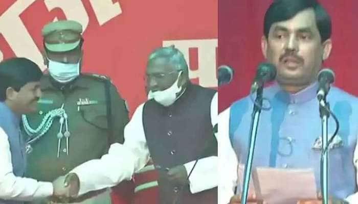 Bihar: નીતીશ કુમારે કરી વિભાગોની ફાળવણી, શાહનવાઝ હુસૈનને મળી મોટી જવાબદારી