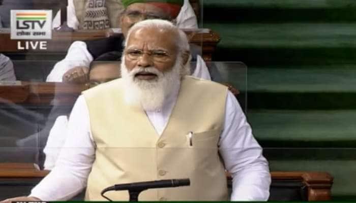 ...... અને લોકસભામાં અધીર રંજન ચૌધરી પર ગુસ્સે થયા PM Modi