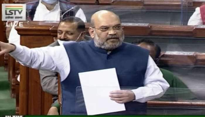Jammu Kashmir ને યોગ્ય સમયે પૂર્ણ રાજ્યનો દરજ્જો મળશે: અમિત શાહ