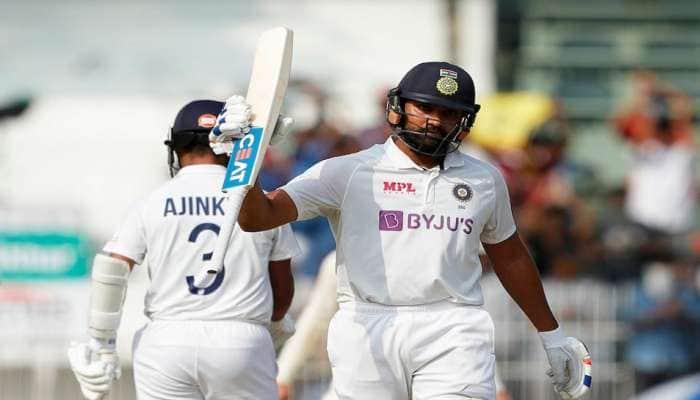 IND vs ENG: બીજી ટેસ્ટમાં રોહિતની શાનદાર સદી, પ્રથમ દિવસના અંતે ભારત 300/6