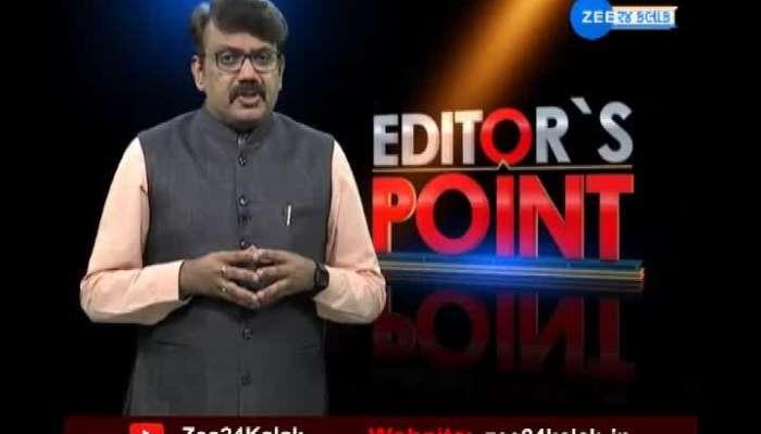 EDITOR'S POINT: Amit Shah Brahmastra On Congress On Kashmir Issue