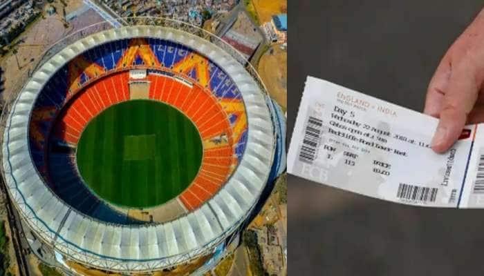 Motera Stadium ખાતે યોજાનારી ટેસ્ટ મેચની ટિકિટનું વેચાણ શરૂ, જાણો કેટલામાં વેચાય છે ટિકિટ