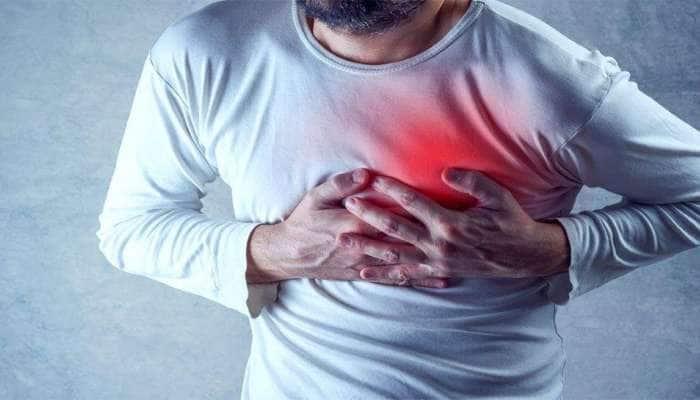 Heart Attack ના સંકેત પહેલા જ મળી જાય છે, શ્વાસની તકલીફ, થાક, ગભરાહટ જેવા લક્ષણો ના કરો ઇગ્નોર