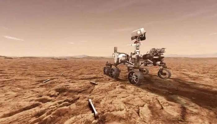 NASA ના Perseverance રોવરે મંગળની સપાટી પર સફળતાપૂર્વક લેન્ડિંગ કર્યું