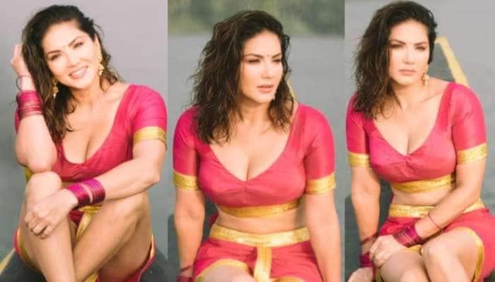 Sunny Leone બની ગઇ South Indian, વાયરલ થયા ફોટોઝ