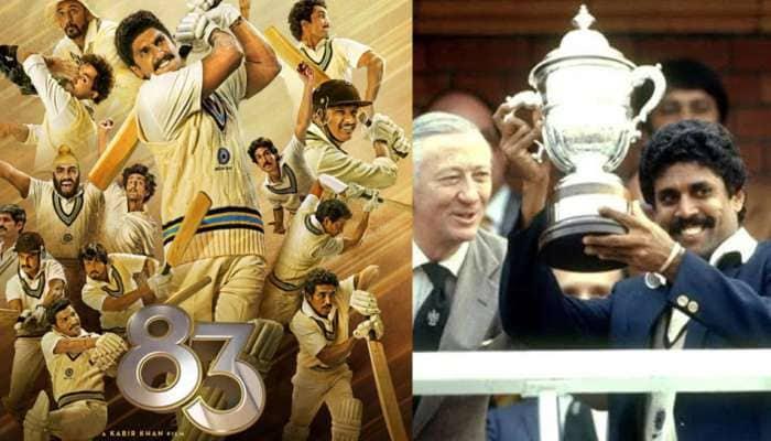 Kapil Dev ની ફિલ્મ '83' ની પૂરી થઈ પ્રતીક્ષા, Ranveer Singh એ જાહેર કરી Release Date