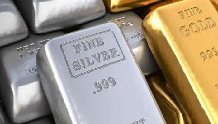 Gold Rate Today: સોનાની કિંમતમાં તેજી, ચાંદીના ભાવ પણ વધ્યા, જાણો નવો રેટ
