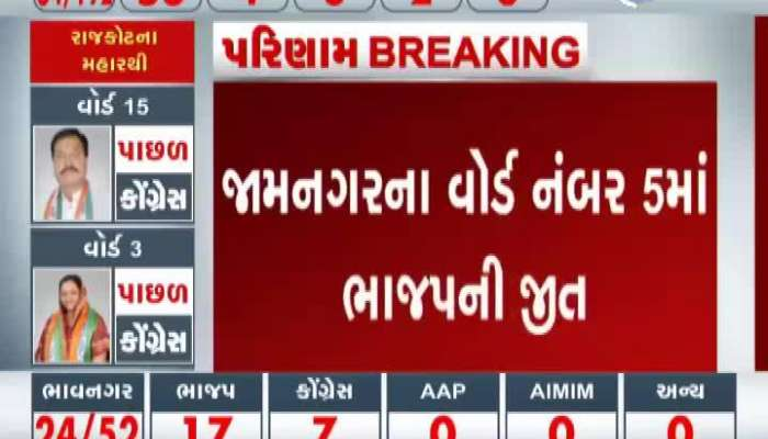 See Zee 24 Kalak Coverage of Local Government Election Results