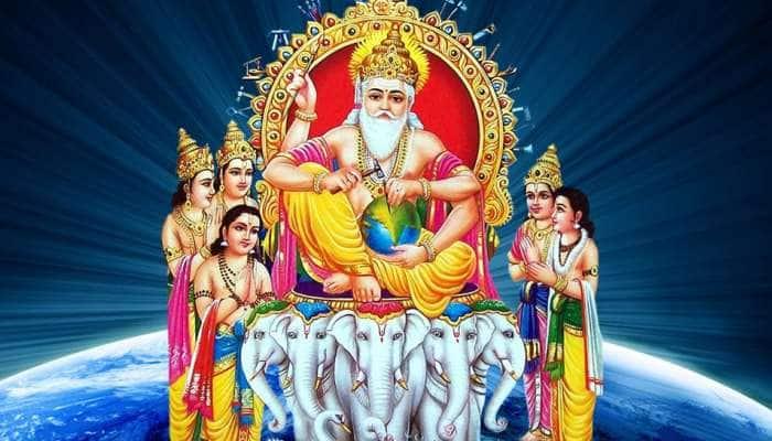 Vishwakarma Jayanti: સૃષ્ટિના સર્જક, શિલ્પકલા અને વિજ્ઞાની ભેટ આપનારાં વિશ્વના પહેલાં આર્કિટેક ભગવાન વિશ્વકર્માની જન્મ જયંતિ
