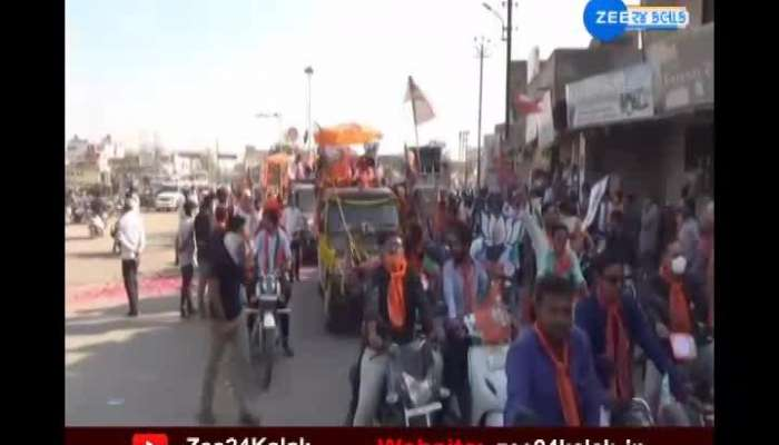 Botad: Region President CR Patil's stormy election campaign