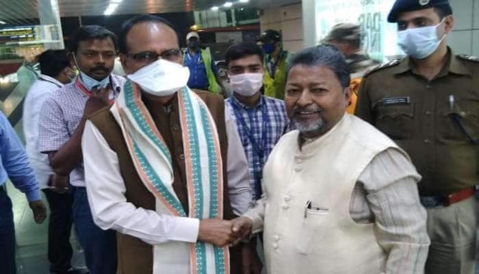 Bengal Election: બંગાળની ધરતી પર CM મમતા પર શિવરાજનો હુમલો, કહ્યું- 'દો મઈ, દીદી ગઈ'