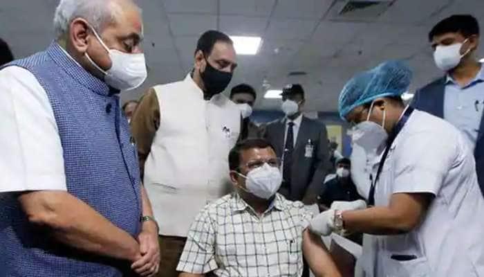પહેલાથી નિશ્ચિત હતો CM રૂપાણીનો રસીકરણ કાર્યક્રમ, પણ શા માટે થયો રદ્દ જાણો !